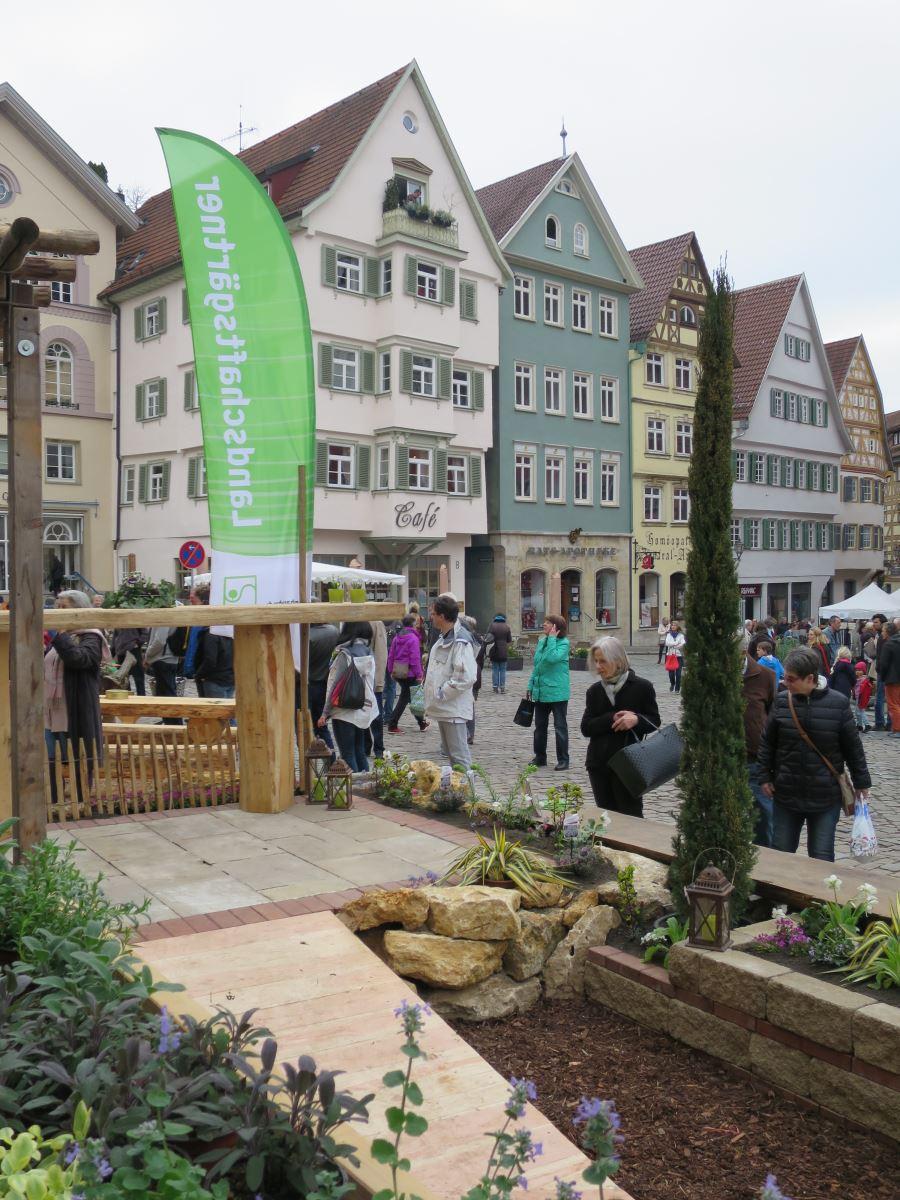 Gartenbau Christoph Schweizer - Esslingen-Berkheim